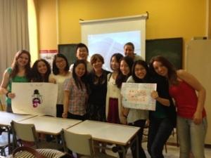 Cursos intensivos de español en Sevilla