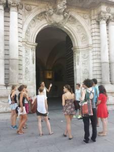 CELES consta de una sesión de orientación por Sevilla