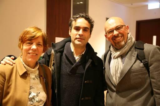 J. Arnold, J.M. Foncubierta y F. Trujillo, tres de los ponentes de Enele 2015.