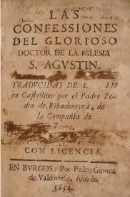 """En este libro San Agustín diferencia su experiencia aprendiendo su lengua materna """"sin castigos ni amenazas"""" y griego como segunda lengua"""