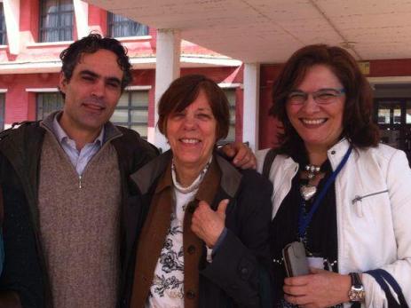 Foncubierta, Arnold y Fonseca, ponentes y asesores de Enele 2016