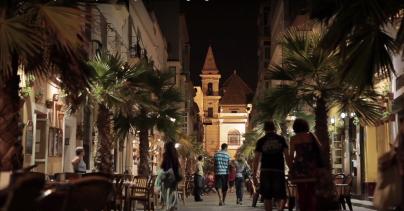 El barrio de La Viña. Cádiz invita a caminar y perderse en sus rincones.