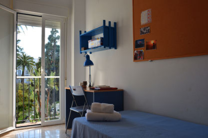 La Residencia de estudiantes 'Cádiz Centro' tiene una buena ubicación, colabora con Enele 2016 y ofrece precios especiales a sus asistentes