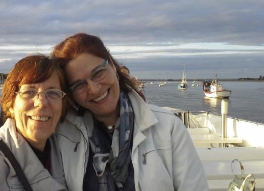 La coordinadora de Enele 2016, Jane Arnold, entrevista M. Carmen Fonseca, ponente del módulo 2
