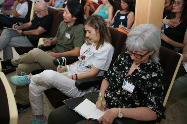 Encuentro de 50 profesores de español de 15 nacionalidades en la UCA