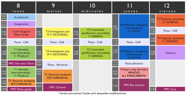 curso-formacion-avanzada-profesores-español-lengua-extranjera-enele-2019-horarios